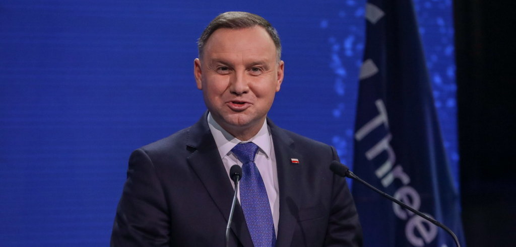 """""""Dla rządu 4+"""" - ocenia Andrzej Duda"""