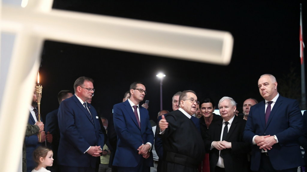 Bliski człowiek Kaczyńskiego: perspektywą są przyspieszone wybory