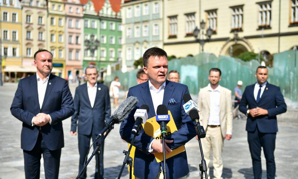Uderzenie w Polska 2050 w Sejmie. Witek chce skrócenia wystąpień kół podczas posiedzeń Sejmu